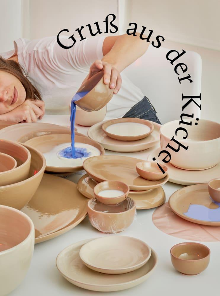 Schlicht und stimmig: Keramik zum Kochen und Servieren von Trame