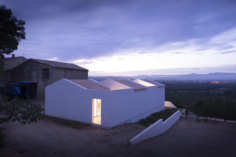 Villa Tranquille acht