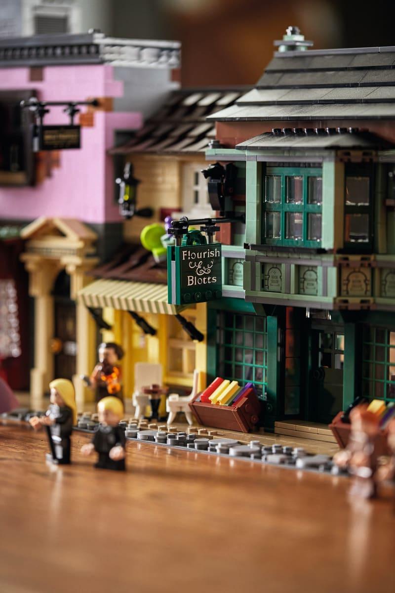 Lego Harry Potter Winkelgasse