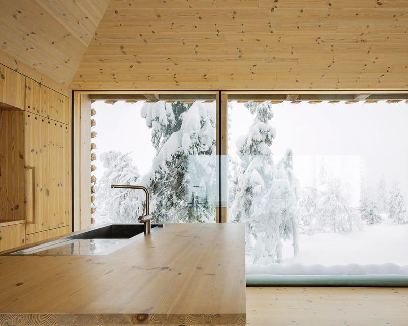 Küche Skigard Hytte