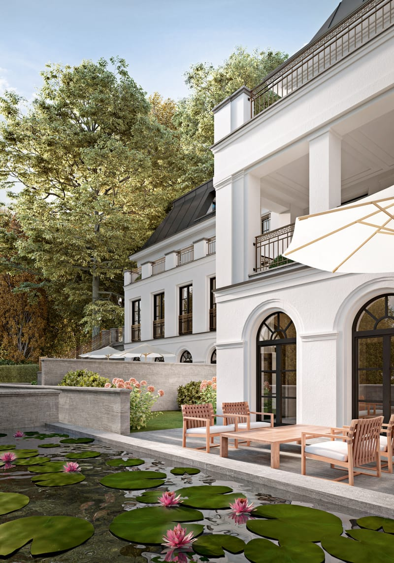 18. Wohnungen mit Seeblick in Berlin