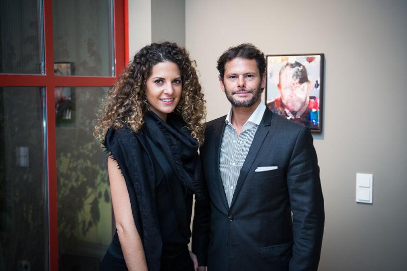 AD & MONOQI Designaward: Susanna und Alessio Minotti