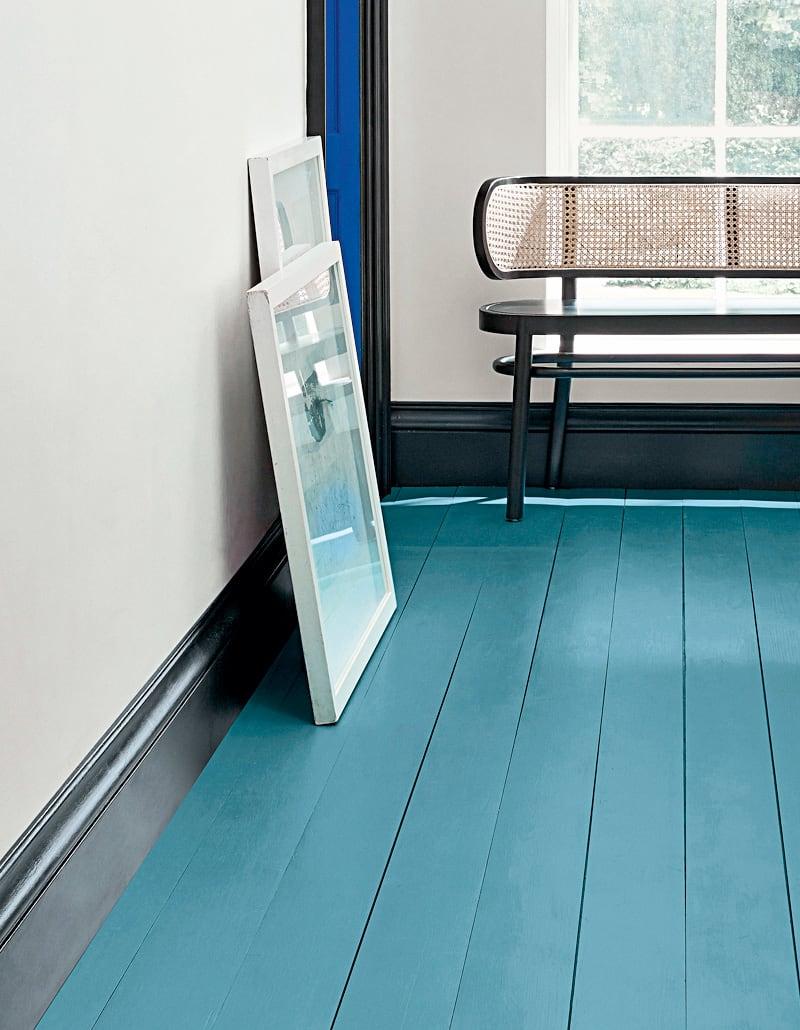 """Intelligent Floor Paint"", Little Greene"