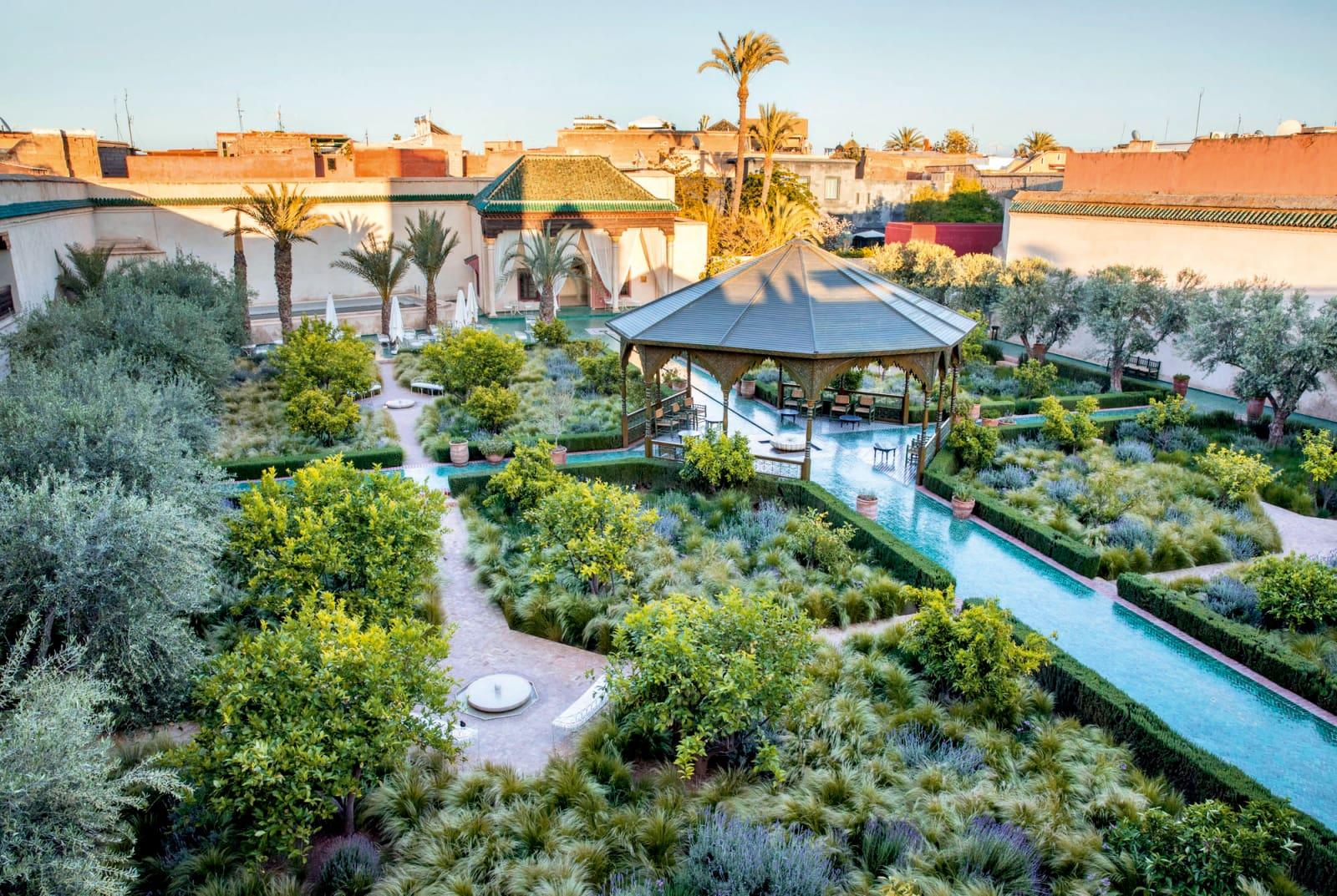 Paradis Marrakesch