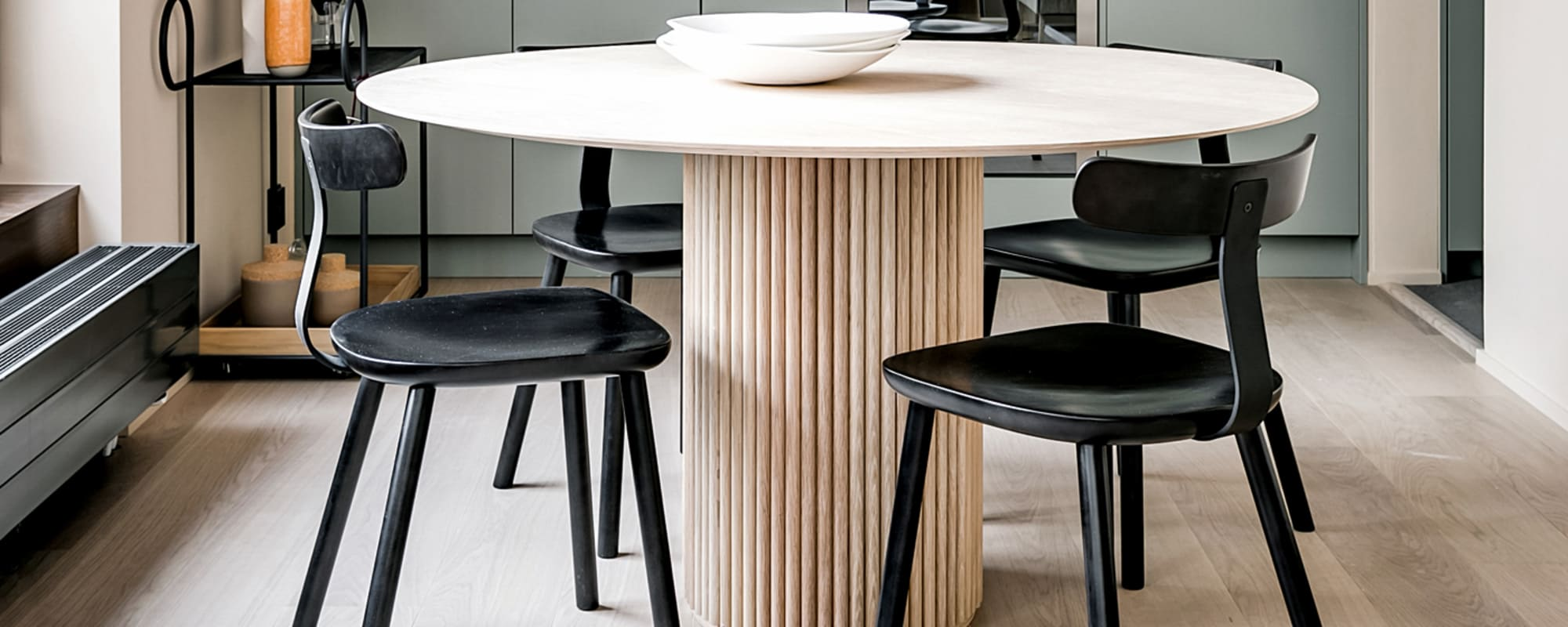 Note Design Studio, Küche, Stockholm