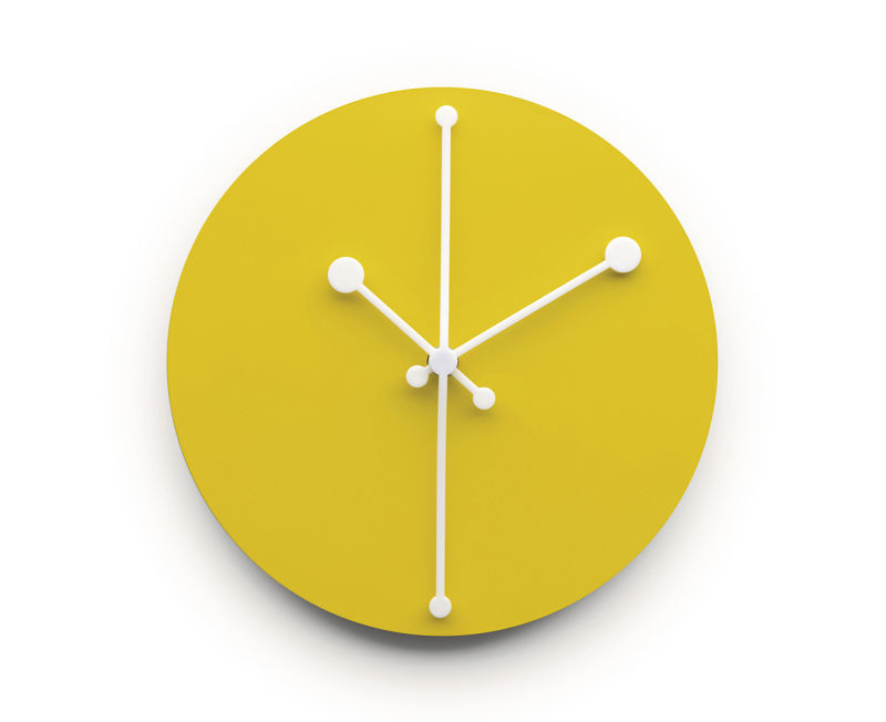 Alessi Uhr Dotty Clock
