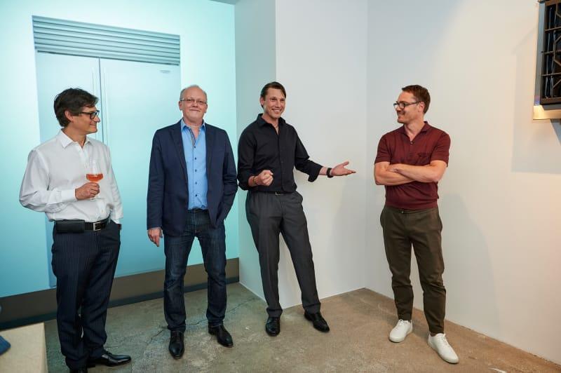 Robert Ambrosi, Kersten Hoppe, Jan Oetjen, Oliver Jahn.