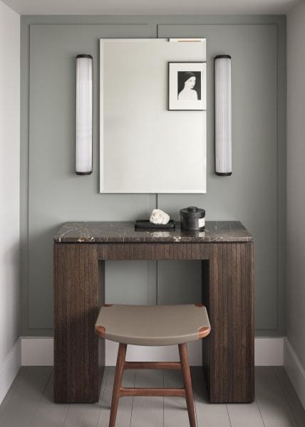 Paul Linse entwarf das Interiordesign. Er ist bekannt für Projekte wie das Rijksmuseumoder das The Dylan Hotel.