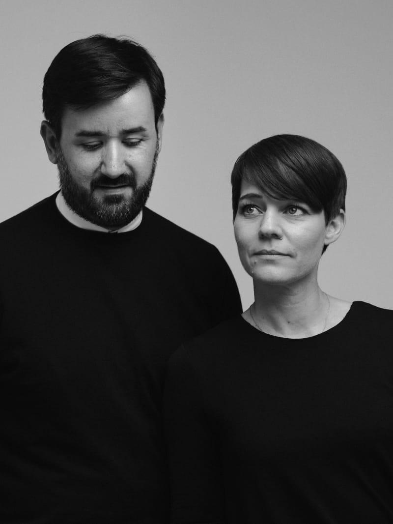 Esther und Dimitrios Tsatsas.