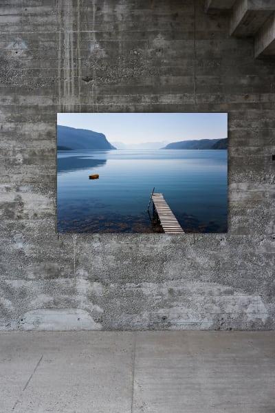White Wall entwickelt Fotografien in Galeriequalität.