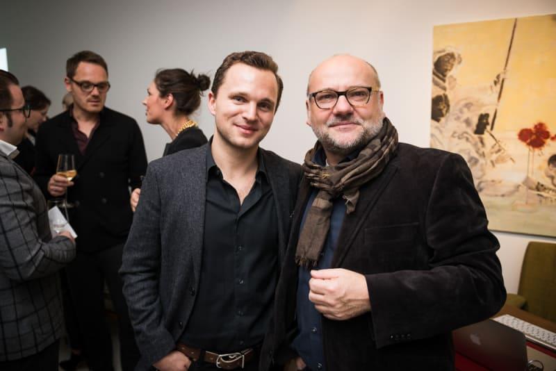 AD & MONOQI Designaward: Felix Schlegel, Wilfried Lembert
