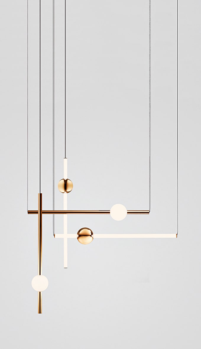 "2. Lee Broom, ""Orion"""