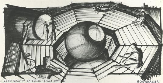 Moonraker (GB, FR 1979, Lewis Gilbert)