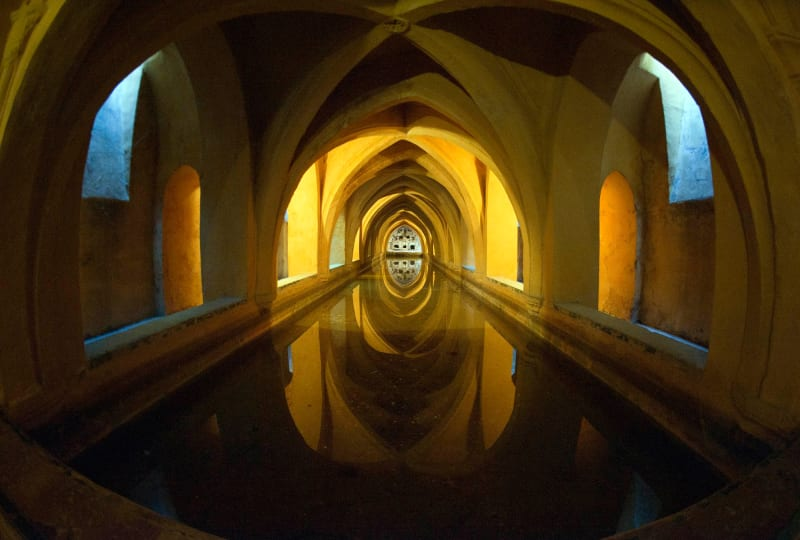 12. Baños de María Padilla, Sevilla