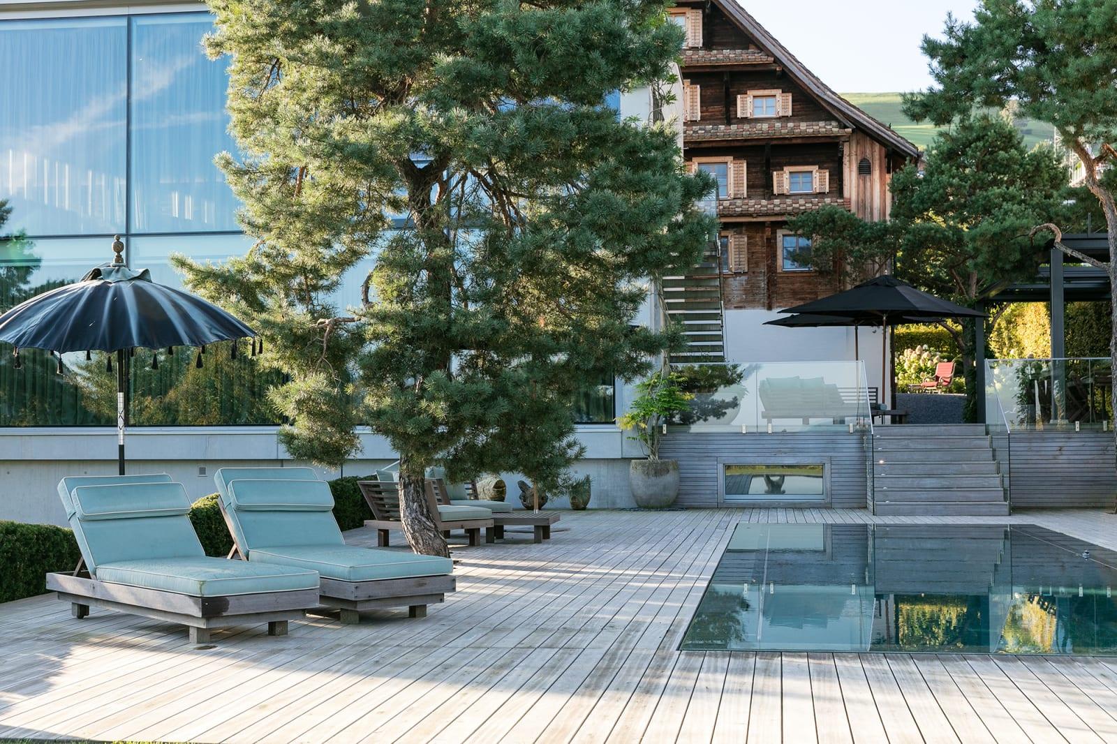 Enzo Enea Privatgarten Schweiz