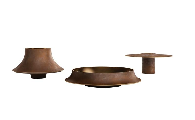 4. Agapecasa, Bronzevasen