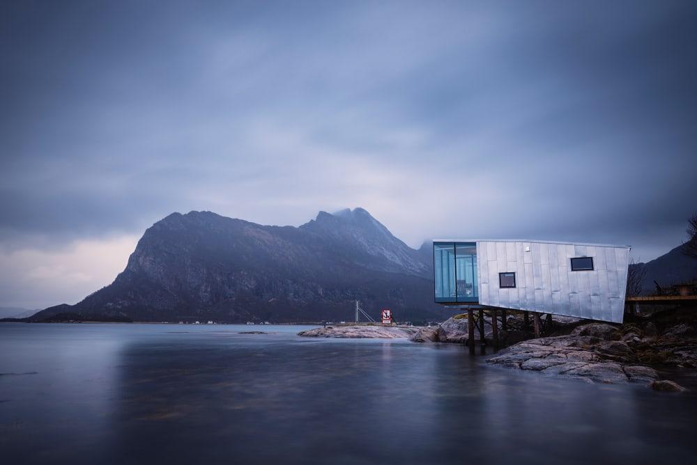 Urlaub im hohen Norden: ökologischer Rückzugsort am norwegischen Polarkreis