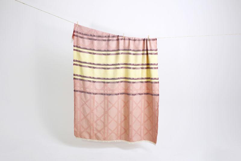 """Vera & Kyte """"Vienna Blanket"""""""