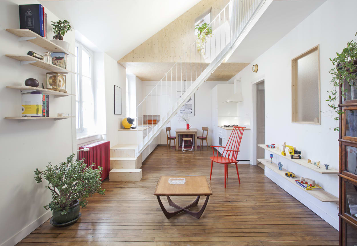 Apartment Rennes, Studio mAAb
