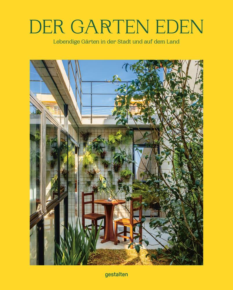 """Gewinnspiel: """"Der Garten Eden – Lebendige Gärten in der Stadt und auf dem Land"""""""
