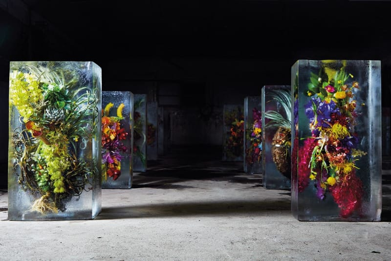 Azuma Makoto Iced Flowers