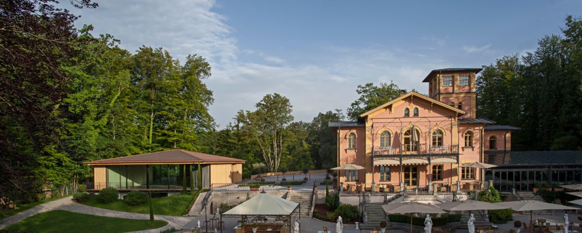La Villa, Starnberger See Hotel