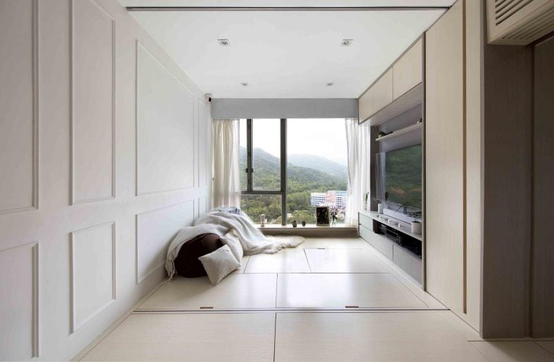 Patrick Lam Hongkong Wohnbereich