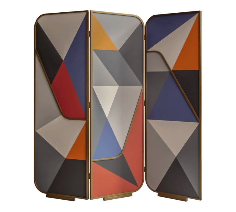 "1. Carlo Donati Studio, ""Folding Shade"""