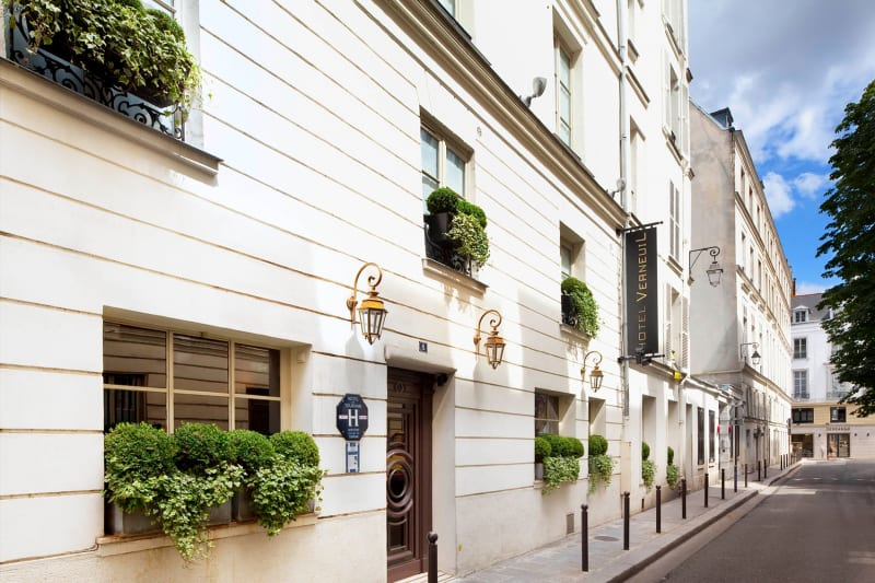 Hotel Verneuil