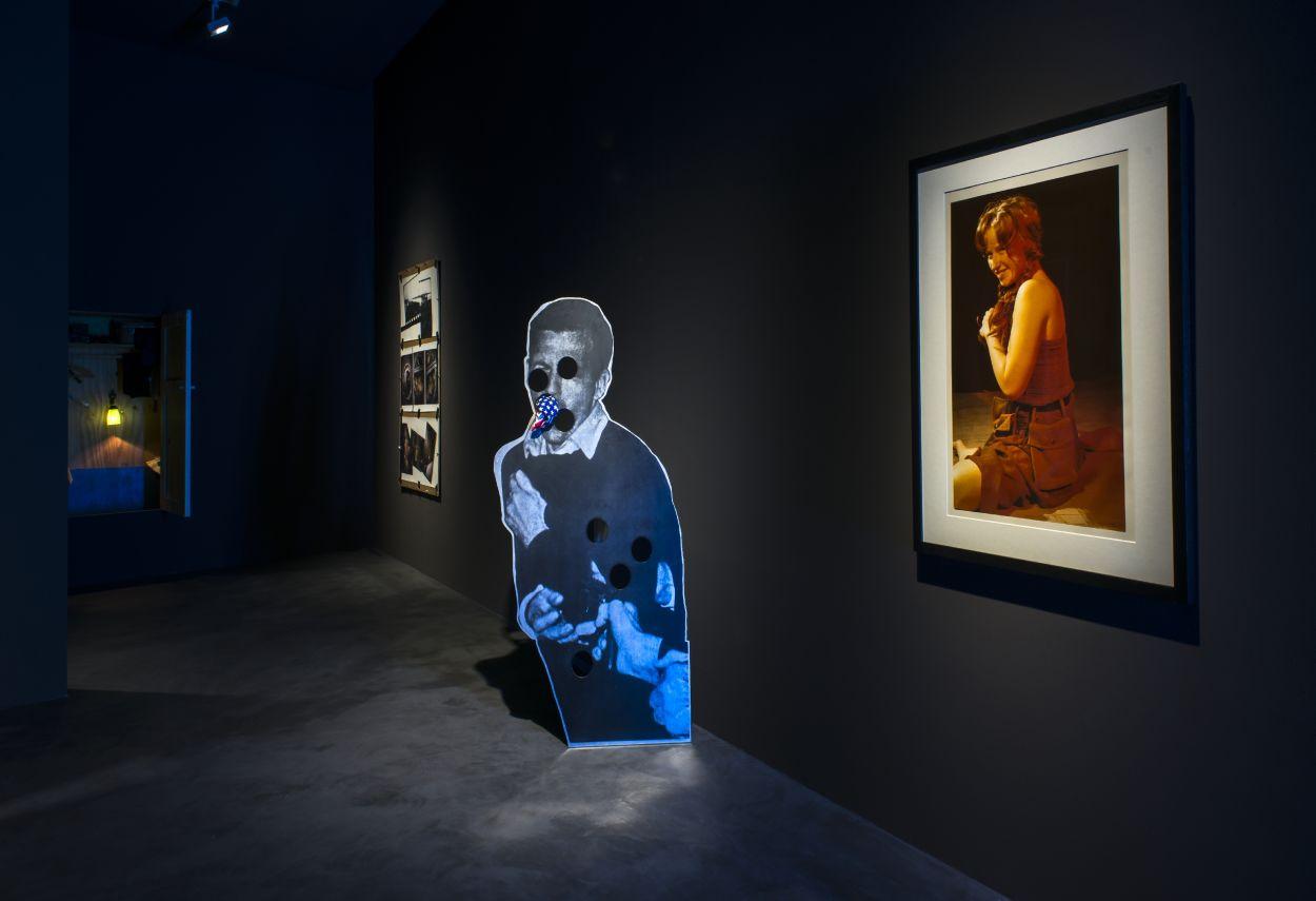 M HKA Antwerpen, Dauerausstellung, Axel Vervoordt