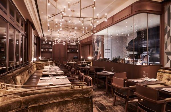 """Das """"Fritz & Felix"""" ist das neueste der drei Restaurants des""""Brenners Park-Hotel & Spa""""."""