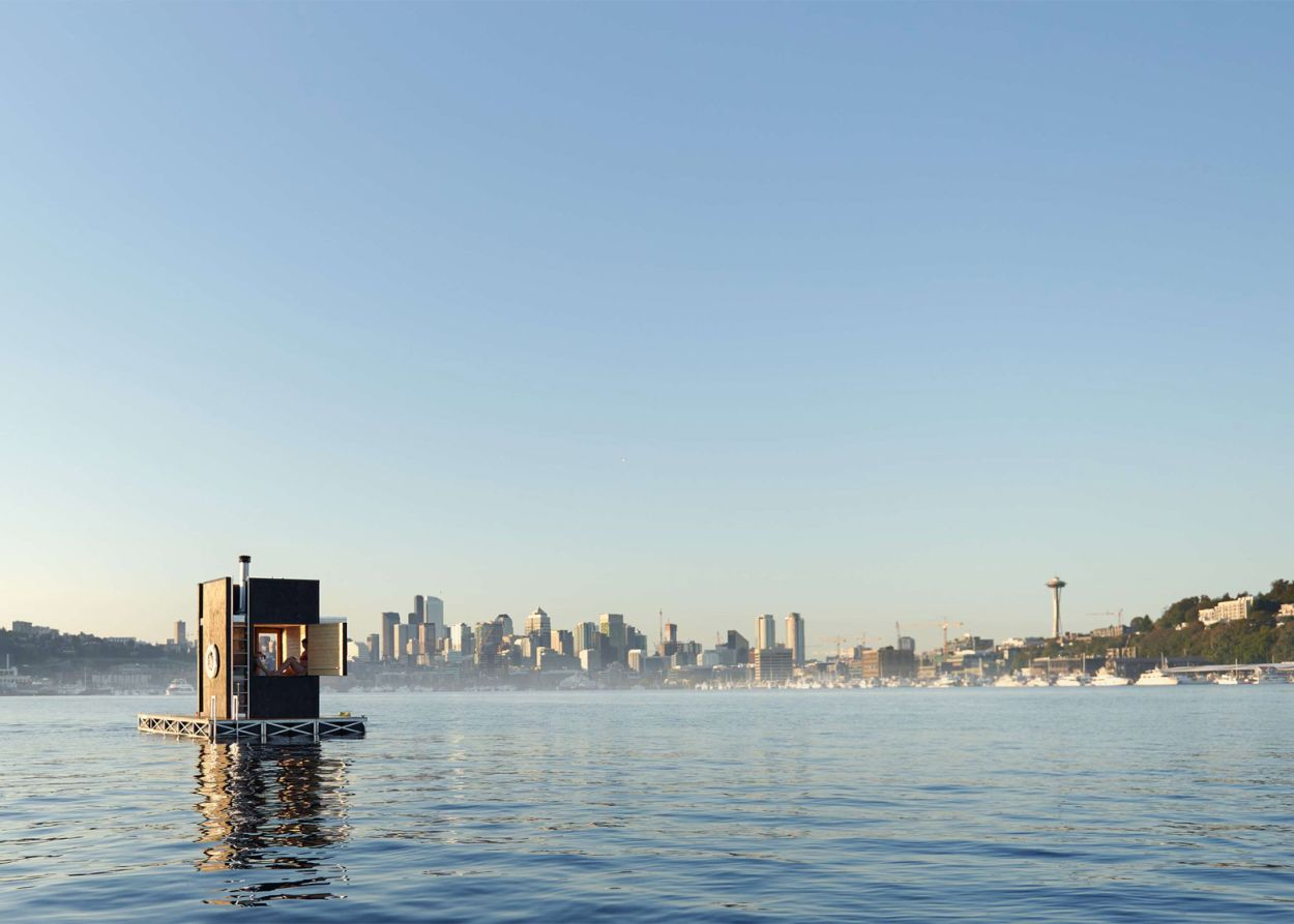 wa_sauna, goCstudio, Sauna Seattle, Lake Union