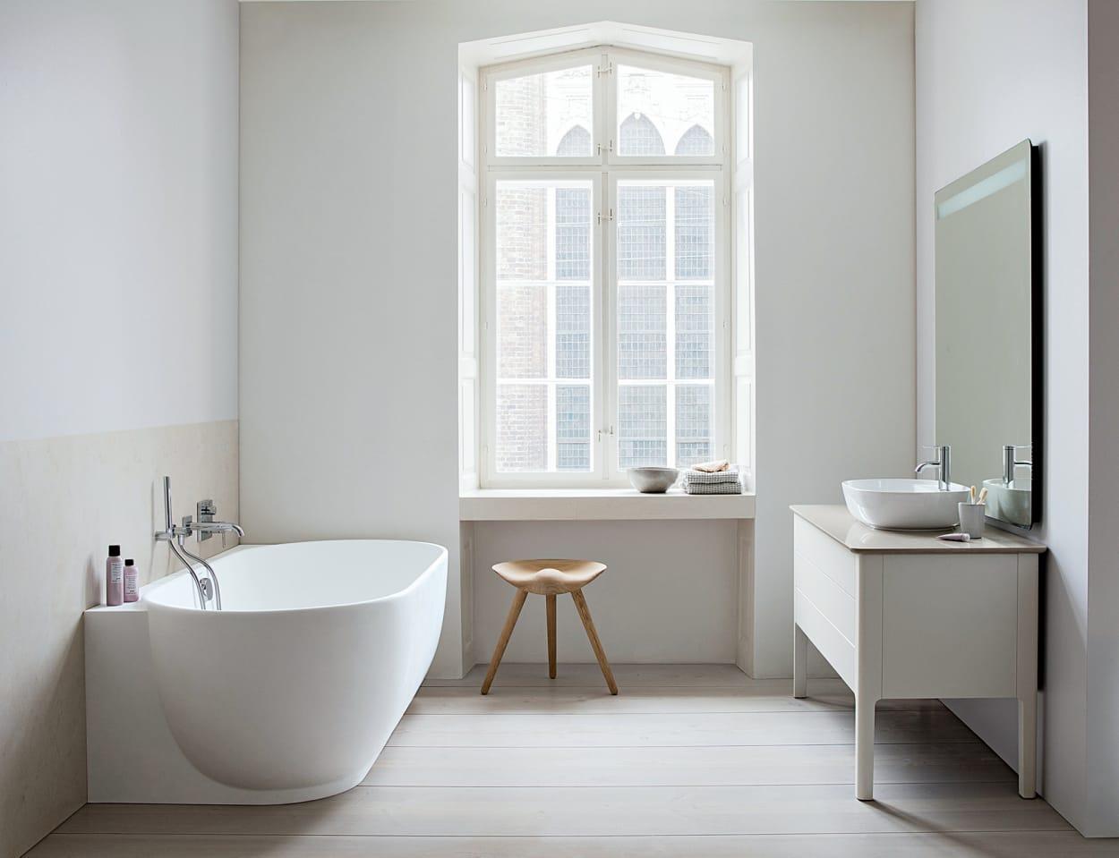 Badewanne, Badezimmer, Weiß