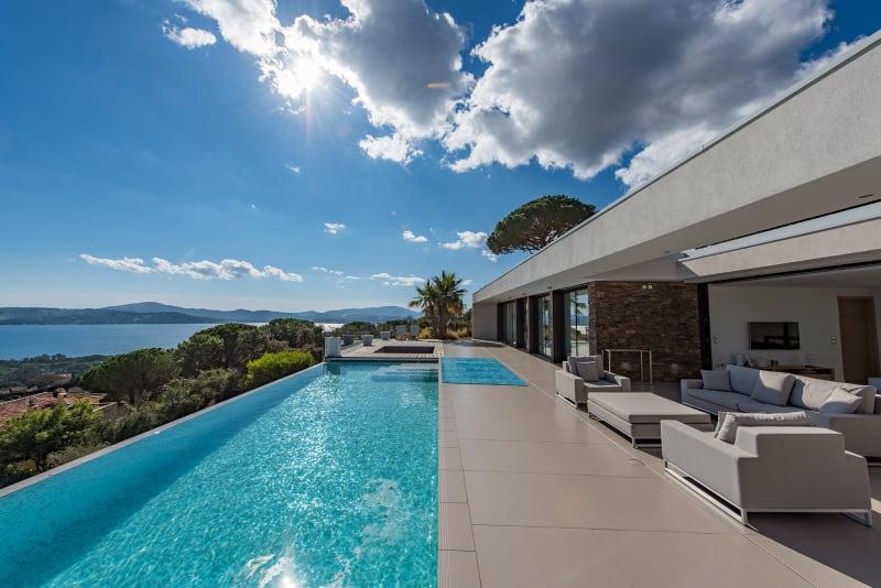 5. Frankreich, Villa in Saint-Tropez