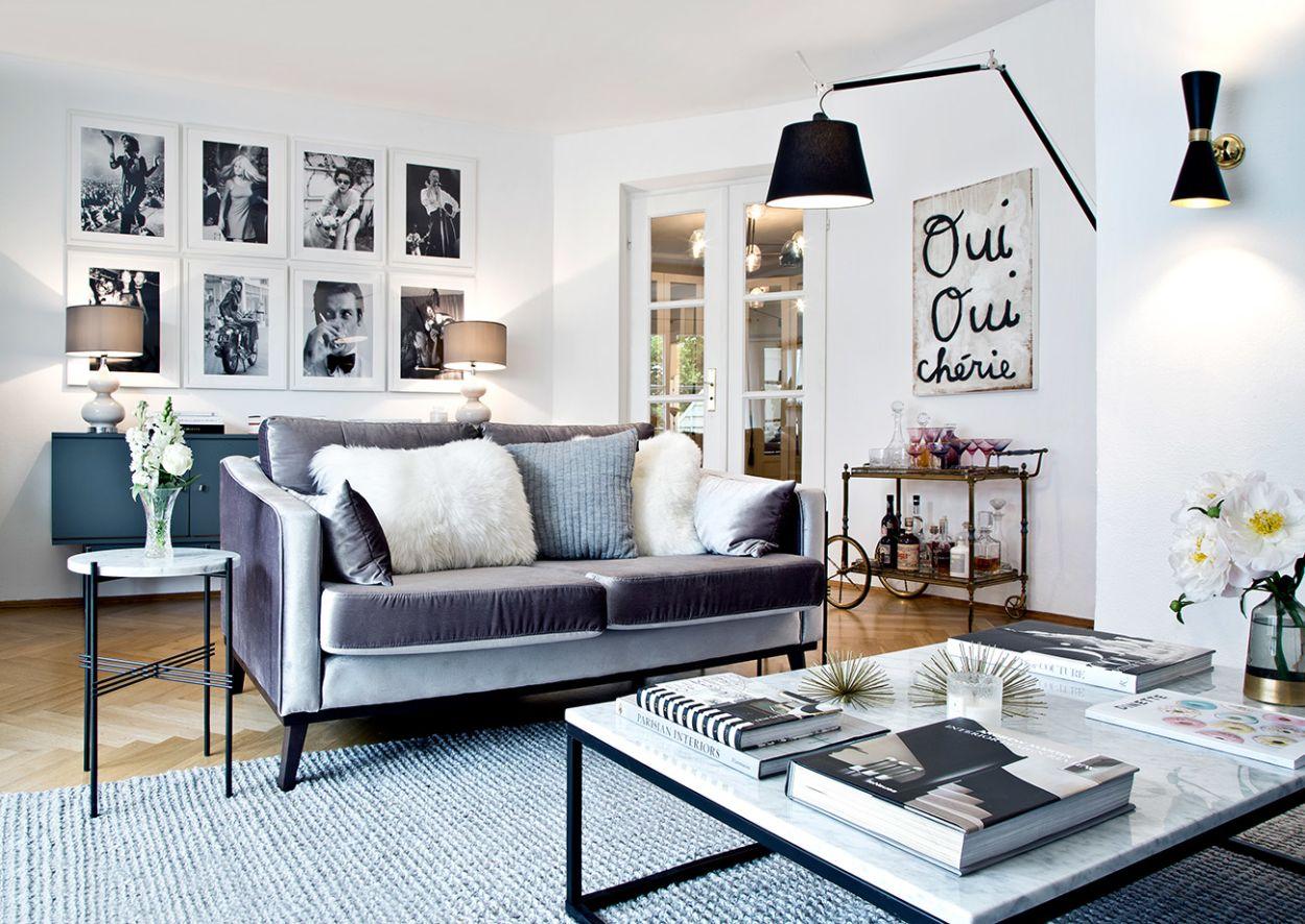delia fischer so wohnt die westwing gr nderin ad. Black Bedroom Furniture Sets. Home Design Ideas