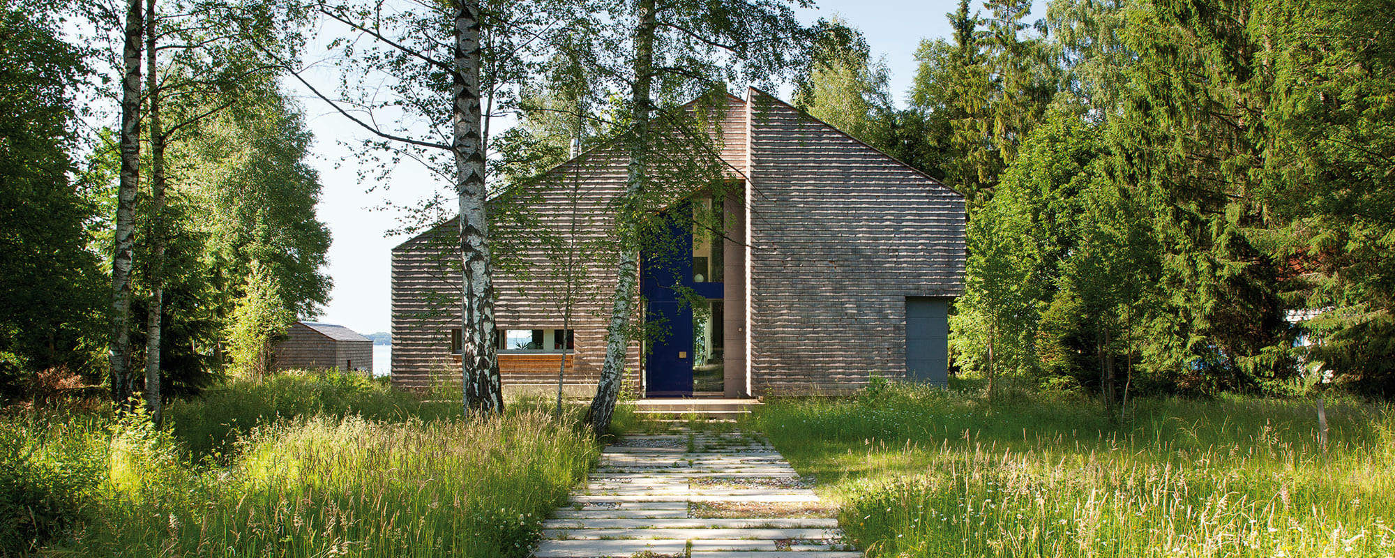 Stephan Maria Lang, Seeshaupt, Haus K, Bootshaus