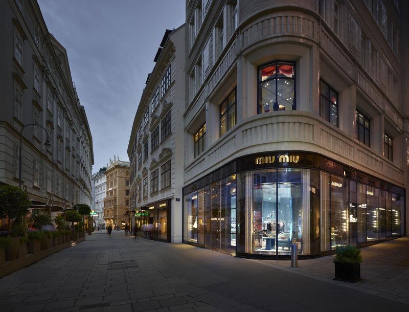 Miu Miu Store Wien