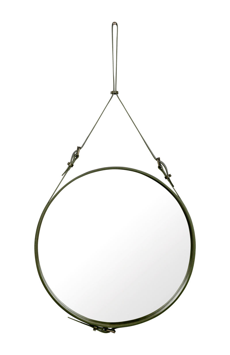 Adnet_Circulaire_Mirror_Olive_Green_Large