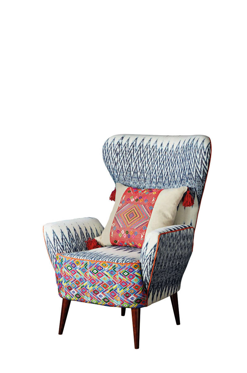 """Rylah Wing Chair"""