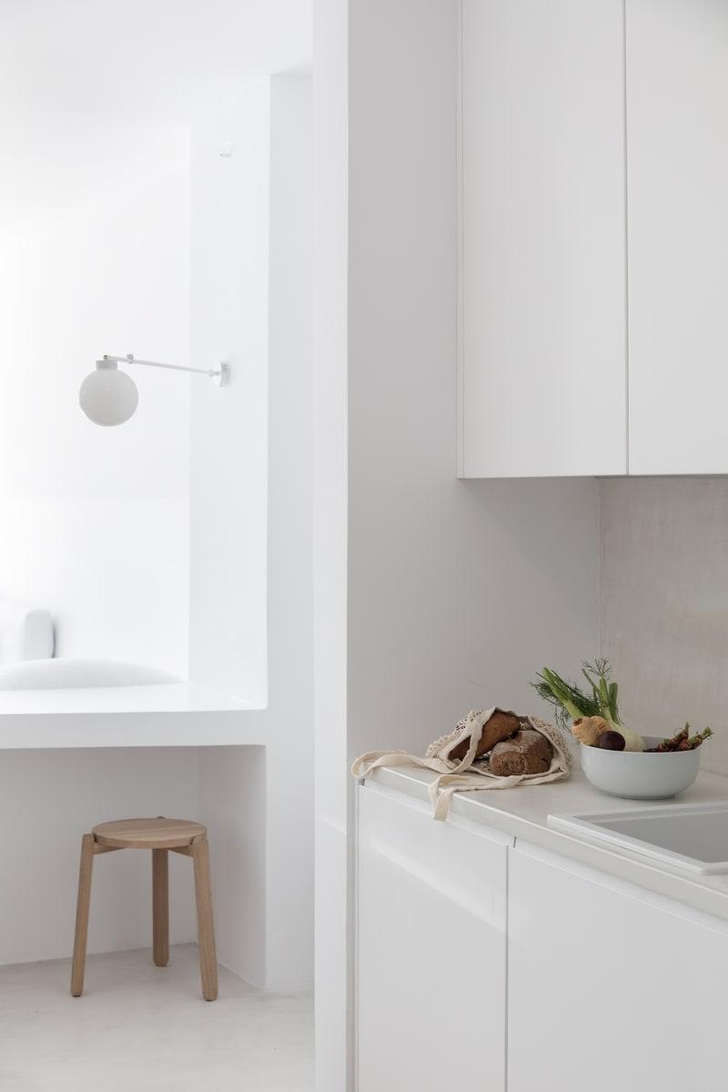 Sommerhaus Fira, Küche