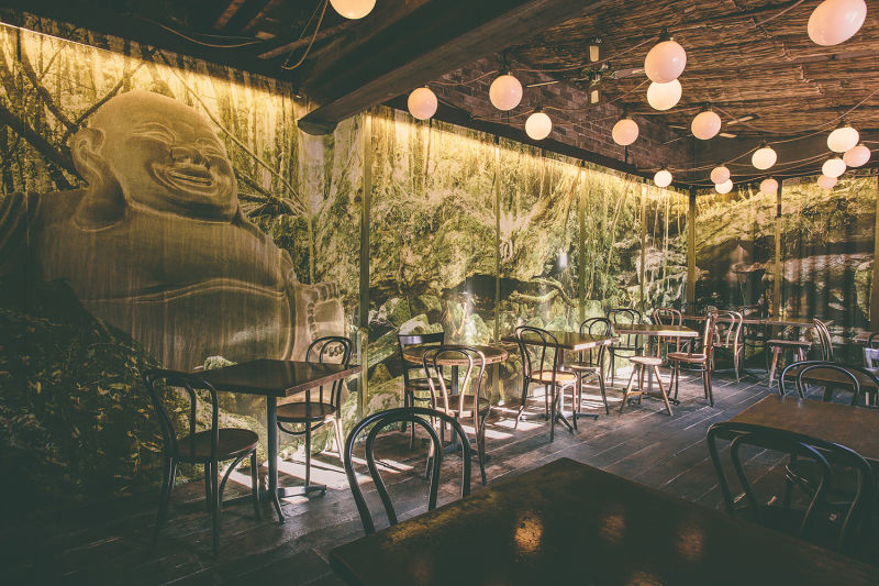 """Chinta Ria"" Double Bay, Sydney Dining Room"
