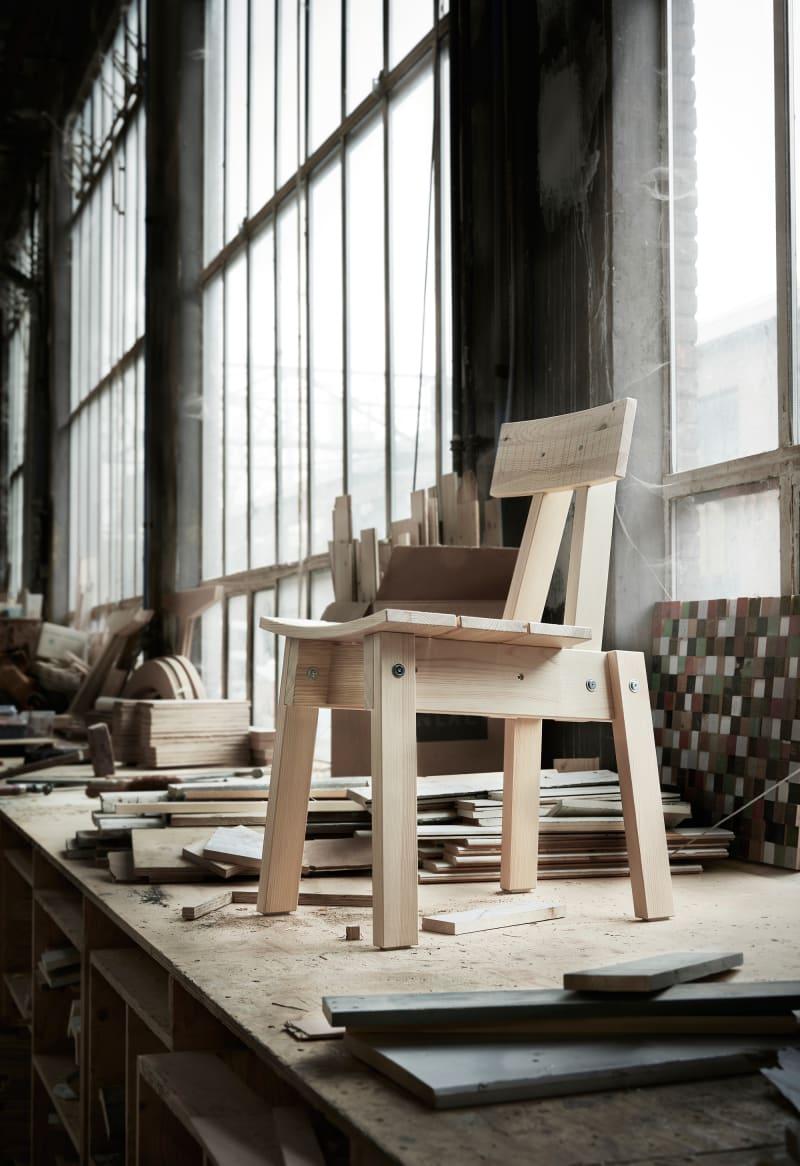 Piet Hein Eek, IKEA