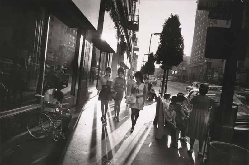Garry Winogrand (American, 1928–1984) Los Angeles, California 1969 Gelatin silver print Fraenkel Gallery, San Francisco