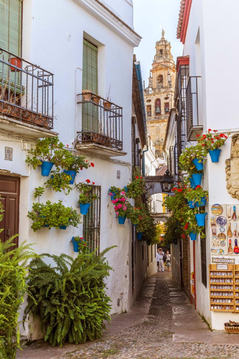 8. Cordoba, Spanien