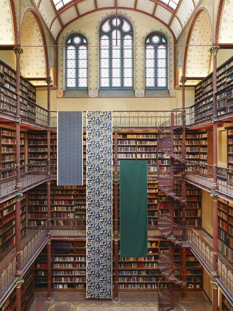 Bibliothek Rijksmuseum FrederikVercruysse