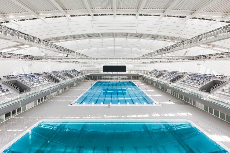 20. Shanghai Oriental Sports Center, China