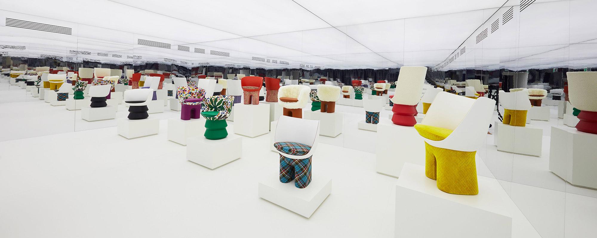 Salone, Louis Vuitton, Objets Nomades