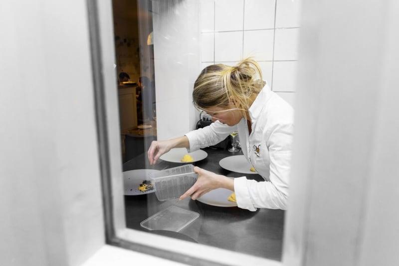 Ona Veganes Restaurant Frankreich Michelin Stern