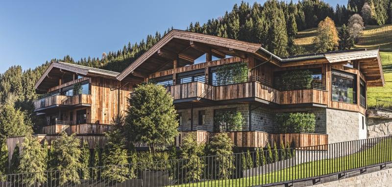 17. Chalets in Kitzbühel
