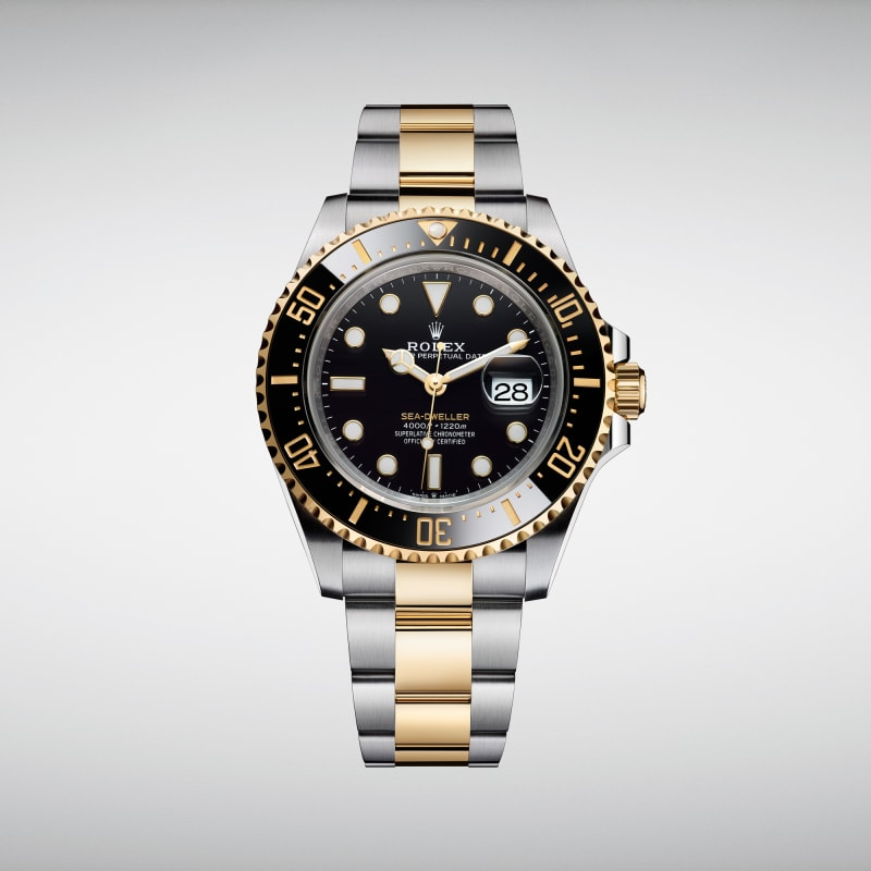 "Rolex Uhr ""Oyster Perpetual Sea-Dweller"""